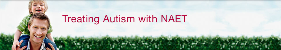 Treating Autism with NAET